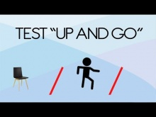 """Embedded thumbnail for Le test """"Up and Go"""""""